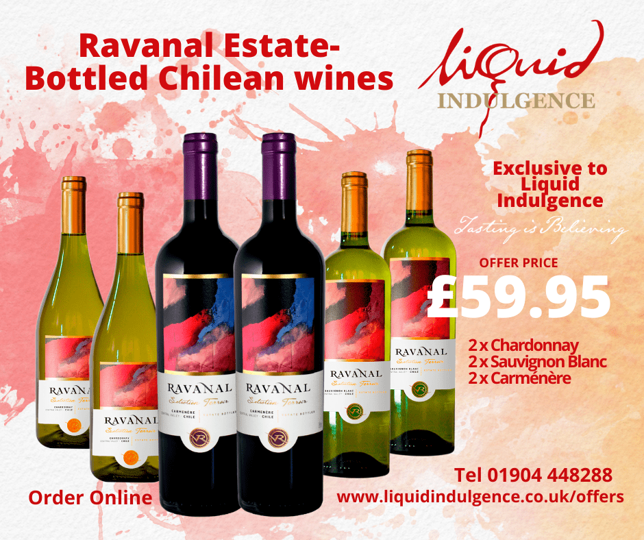 Liquid Indulgence - Ravanal Estate Bundle