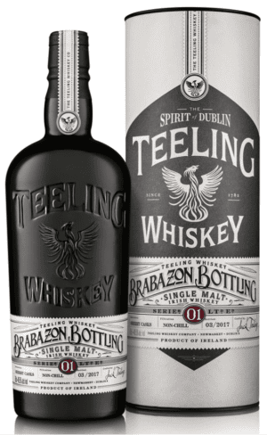 Liquid Indulgence - Teeling Brabazon Whiskey