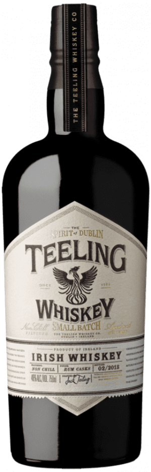 Liquid Indulgence - Teeling Small Batch Whiskey