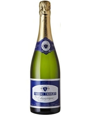Liquid Indulgence - Thierry Triolet Champagne
