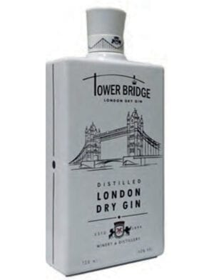 Liquid Indulgence - Tower Bridge London Dry gin