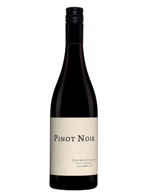 Liquid Indulgence - US 11th Hour Pinot Noir