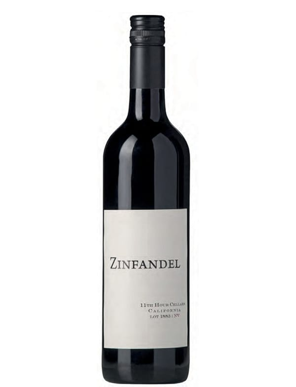 Liquid Indulgence - US 11th Hour Red Zinfandel