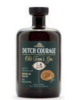 Liquid Indulgence - Zuidam Dutch Courage Old Tom's gin