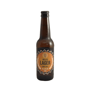 The Craft Beerman - CBM1 Helles Lager