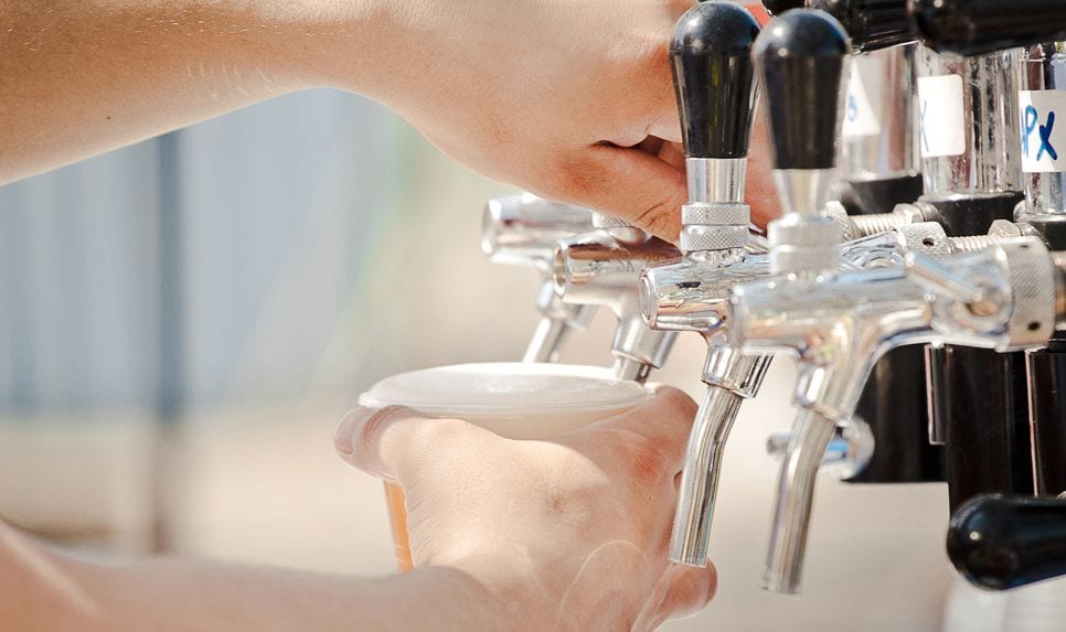 The Craft Beerman - Equipment Hire and Draft Beer
